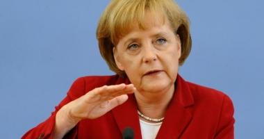 Angela Merkel e pregătită să guverneze cu social-democrații