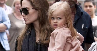 Fetiţa Angelinei Jolie  a primit cel dintâi rol la doar 4 ani
