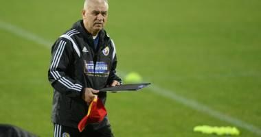 FRF a schimbat stadionul pentru antrenamentul echipei României