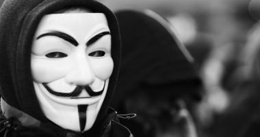Banca Central� a Greciei a fost atacat� de rețeaua de hackeri Anonymous