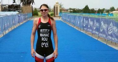 Antoanela Manac a intensificat antrenamentele pentru Jocurile Olimpice
