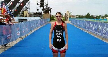 Antoanela Manac continuă să se antreneze pentru Jocurile Olimpice