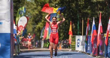 Antoanela Manac, bronz la Jocurile Mondiale pe plajă de la Doha