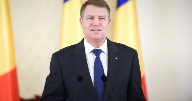 Preşedintele Iohannis va participa la deschiderea anului universitar, la Constanţa