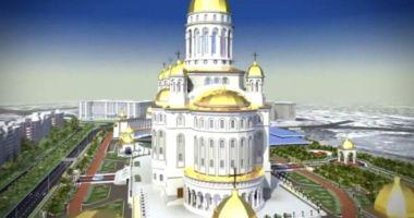 ISU: Constructorul Catedralei Mântuirii Neamului, amendat cu 10.000 de lei pentru încălcarea normelor de securitate la incendiu