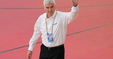 HC Dobrogea Sud Constanţa are un nou antrenor