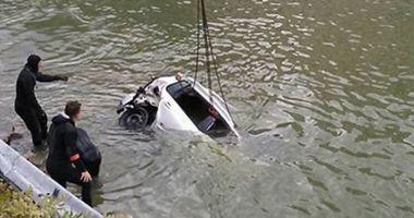 O mașină a căzut în Dunăre. Scafandrii au intervenit de urgență! O femeie a fost găsită moartă