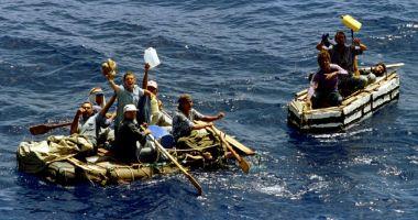 Garda de Coastă malteză a salvat de la înec 85 de migranți