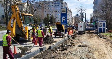 Bulevardul Tomis se transformă într-o zonă mai sigură pentru constănțeni