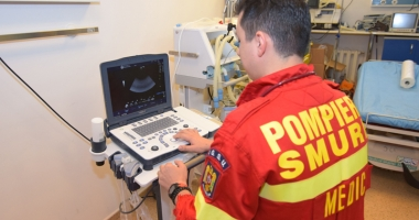 Aparatură nouă  în Urgenţa Spitalului Judeţean, pentru pacienţii critici