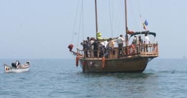 Plan de amenajare  a spa�iului maritim al Rom�niei. Mangalia, primul proiect