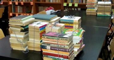 Apel lansat constănţenilor: donaţi o carte pentru şcolile din mediul rural!