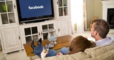 Facebook pe televizor. O nouă aplicaţie, disponibilă în curând