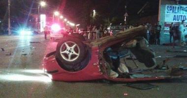 A provocat un accident mortal conduc�nd  f�r� permis. Magistra�ii l-au trimis acas�!