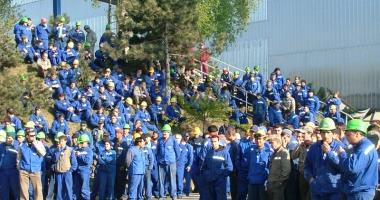Aproximativ 500 de lucrători au părăsit compania Daewoo - Mangalia  în ultimul an