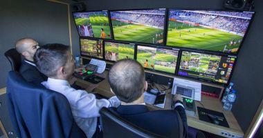Arbitrajul video va fi introdus din februarie în Liga Campionilor, a anunțat UEFA