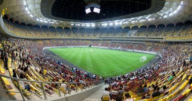 Fotbal / Finala Cupei României se va disputa pe Arena Naţională în 27 mai