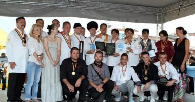 30 de restaurante de renume s-au întrecut în competiţia Arena Bucătarilor, organizată de Selgros