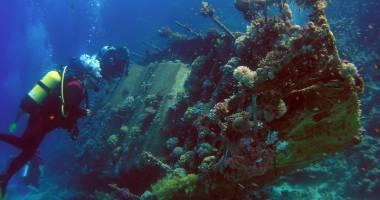 Arheologii din adâncuri. Sute de nave scufundate lângă Constanţa