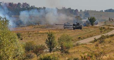 Exercițiu militar de amploare în Dobrogea. Participă sute de militari