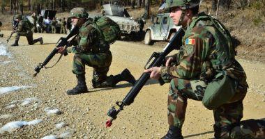 R. Moldova trimite trupe şi echipamente pentru exerciţii militare în România
