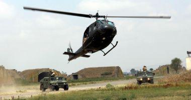 Peste 100 de militari români participă la un exerciţiu multinațional, în Dobrogea