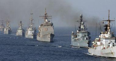De interes pentru militari! Securitatea din regiunea Mării Negre şi din Balcanii de Vest
