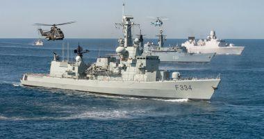 Apărarea la Marea Neagră. Declaraţii ministru Mihai Fifor
