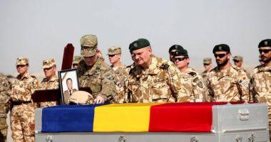 Foto : Marea familie a Armatei Române. Un eveniment de nota 10 pentru copiii militarilor căzuţi în misiune