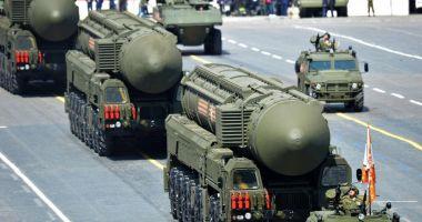 Foto : Armata în alertă! Rachetele ruseşti - motiv de maximă îngrijorare