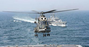 Militari de elită! Ofiţeri de marină, piloţi de elicopter