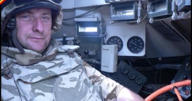 Eroii nu mor niciodată! 10 ani de la tragedia din Afganistan. Respect, Aurel Marcu