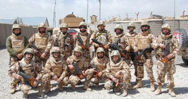 Foto : DECIZIE IMPORTANTĂ pentru Armata Română. Vizaţi - MILITARII cu misiuni în AFGANISTAN!