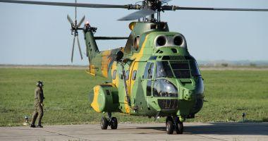Detașamentul Carpathian Pumas, zboruri de recunoaștere în Mali