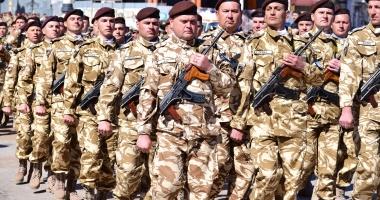 MApN cere în regim de urgenţă Guvernului să recalculeze salariile militarilor. 1450 lei salariul minim, plus celelalte sporuri şi indemnizaţii