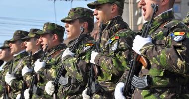 Anul 2017 este anul modernizării Armatei României