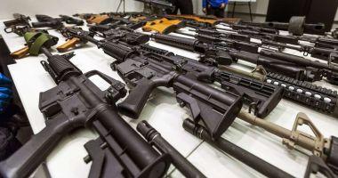 Adio arme de foc! Mii de puști vândute autorităților