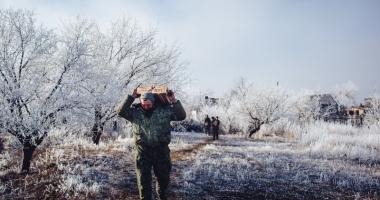 Linişte şi pace! O nouă încetare a focului, în estul Ucrainei