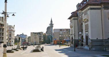 """Artere de acces blocate în Piața Ovidiu, la """"Festivalul Scoicilor"""""""