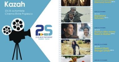 Cinci pelicule de excepţie, prezentate la Festivalul de Film Kazah