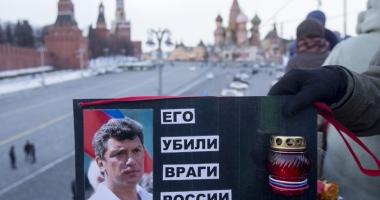 Asasinarea opozantului rus  Boris Nemţov. Condamnări  între 11 şi 20 de ani de închisoare