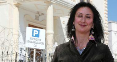 Asasinii jurnalistei Daphne Caruana Galizia  au fost identificaţi