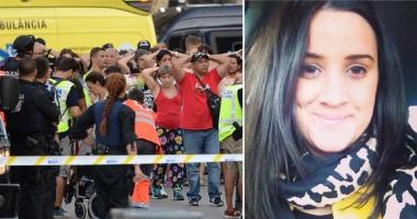 O femeie a supravieţuit după trei atacuri teroriste de care a fost surprinsă: cel din Barcelona, London Bridge şi cel de la Paris