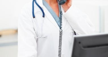 Asistenţă pediatrică de urgenţă la… telefon