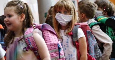 Asociațiile de elevi solicită asigurarea de măști de protecție pentru toți școlarii