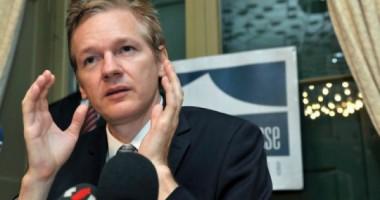 """Cât a cheltuit  Marea Britanie  pe """"afacerea Assange"""""""