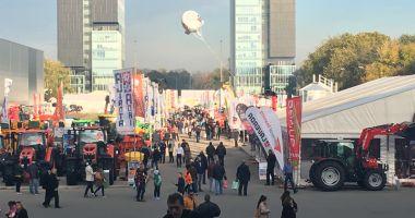 Astăzi, se deschide INDAGRA - cel mai mare târg agroalimentar din România