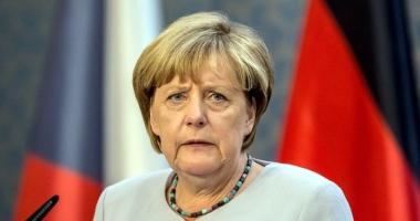 Atac violent  la adresa  Angelei Merkel.