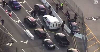 VIDEO / Atac armat în SUA, lângă sediul NSA: cel puțin 3 răniți