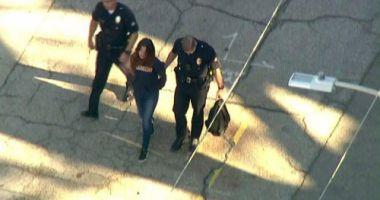 Atac armat într-o şcoală! Suspectul: O fetiţă de 12 ani. Mai multe victime